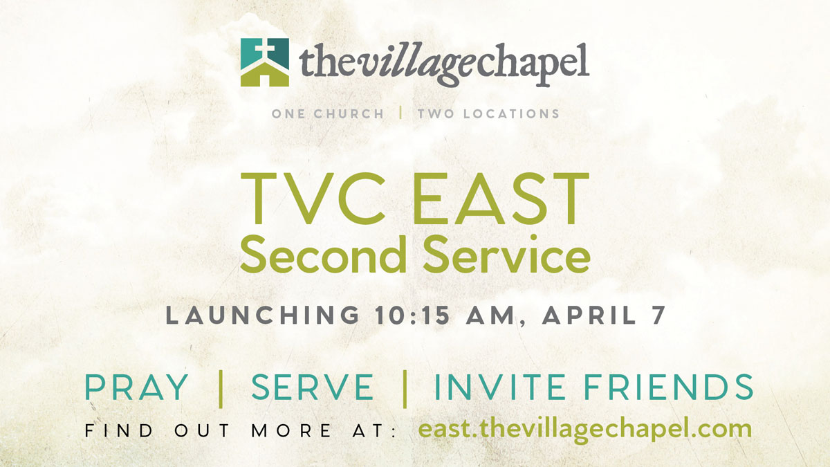 TVC East is Growing!